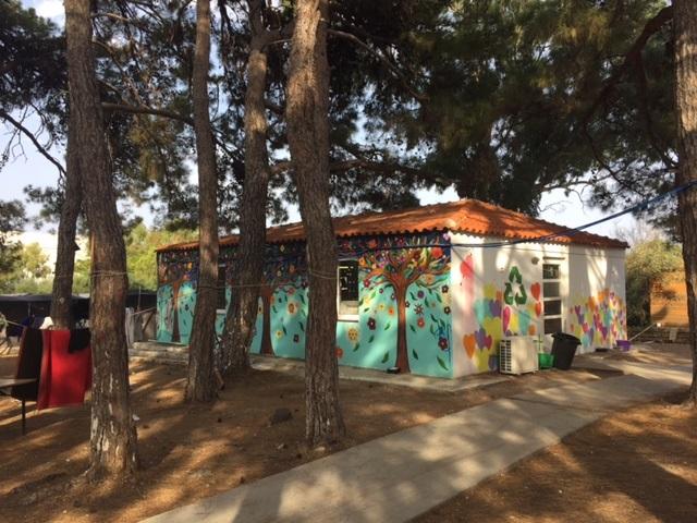 Pikpa Camp, Mytilini